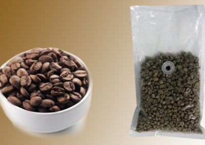 Bag with Degassing Valve